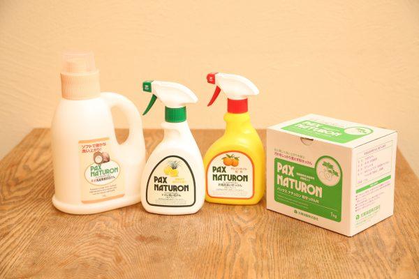 パックスナチュロン洗剤/ecomoショップ販売商品
