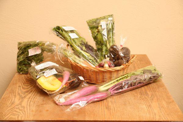ふじさわ野菜/エコモショップ販売商品