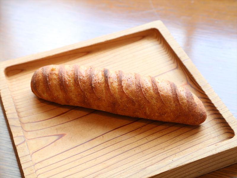 スペルト小麦のカンパーニュ